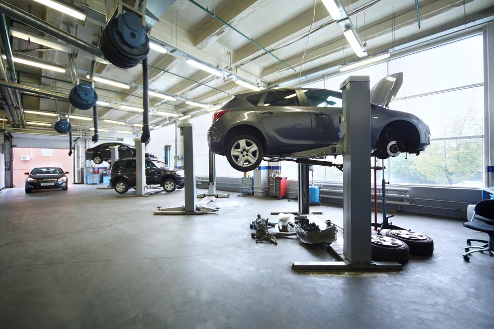 C mo elegir un buen taller mec nico for Garage villeneuve auto service